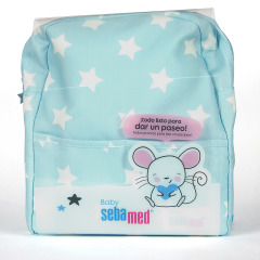 Sebamed Baby Mochila Paseo Azul