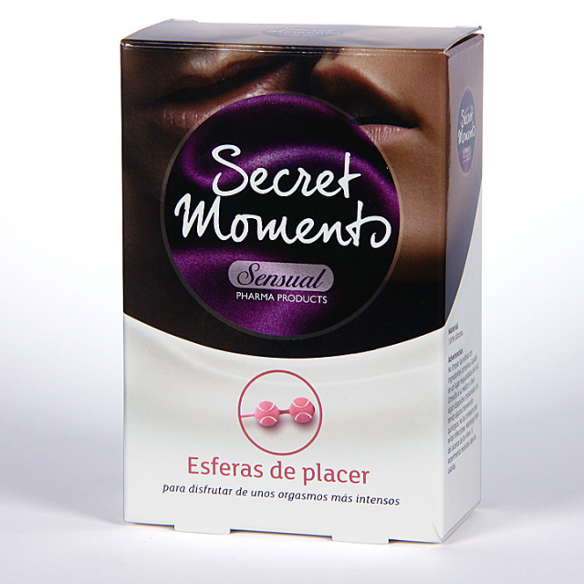 Secret Moments Esferas de Placer