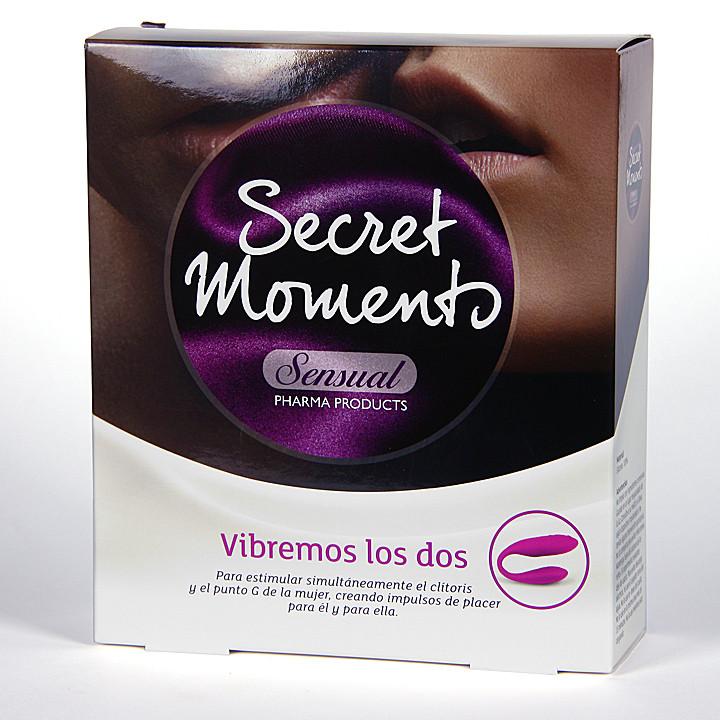 Secret Moments Vibremos los dos