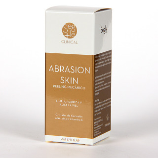 Segle Clinical Abrasion Skin Peeling Mecanico 50 ml