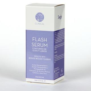 Segle Clinical Flash Serum Contorno de ojos y labios 15 ml