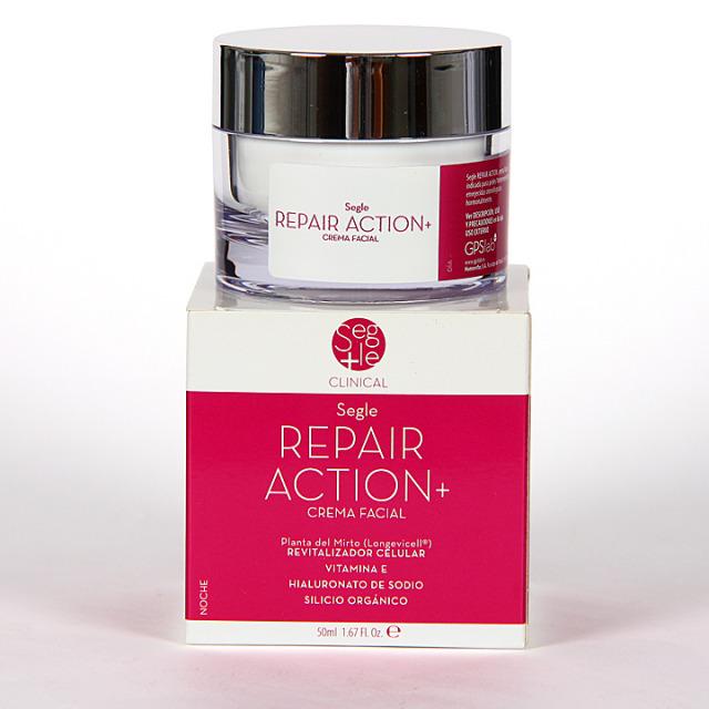 Segle Clinical Repair Action+ Crema Facial 50 ml