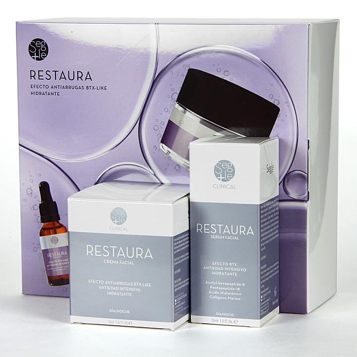 Segle Clinical Restaura Crema + Serum Pack