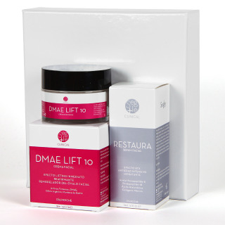 Segle Clinical Restaura serum + DMAE Lift 10 crema Pack regalo