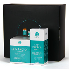 Segle Clinical Skin Factor Serum + Skin Factor Crema Pack Regalo