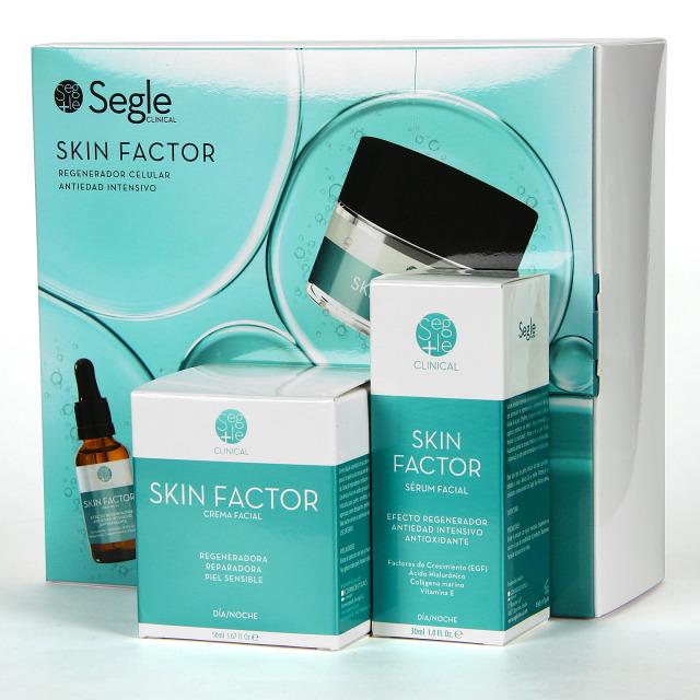 Segle Clinical Skin Factor Serum + Crema Pack Regalo