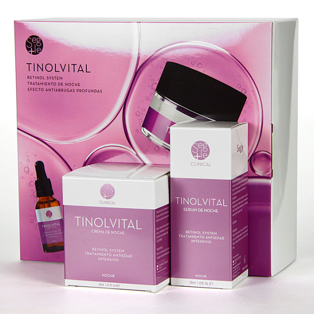 Segle Clinical Tinolvital Crema + Serum Pack Regalo