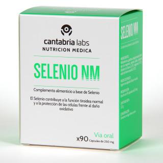 Selenio NM 90 cápsulas