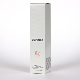 Sensilis B-Respect Fluido Calmante De Dia SPF 15 50 ml