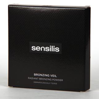 Sensilis Bronzing Veil Polvo Bronceador Iluminador 02 bronze intense 20 g