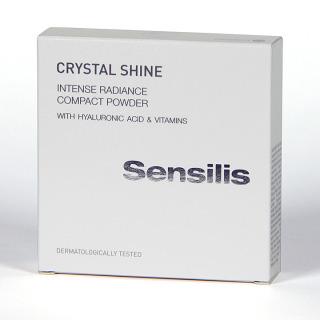 Sensilis Crystal Shine polvo compacto 02 Coconut