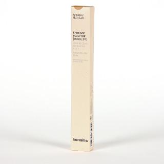 Sensilis Eyebrow Sculptor Lápiz de cejas automático 3 en 1 Blonde 01