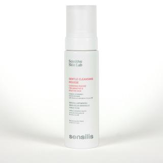 Sensilis Gentle Cleansing Espuma limpiadora pieles sensibles y reactivas 200 ml