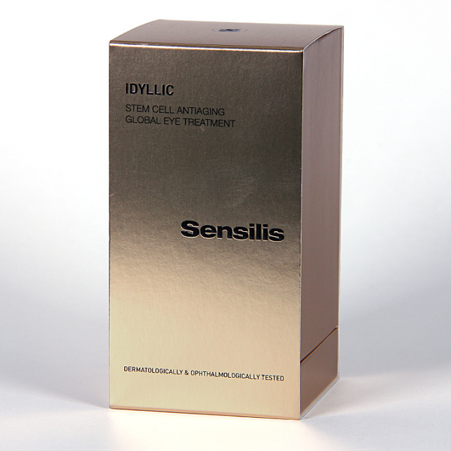 Sensilis Idyllic Contorno de ojos 15ml