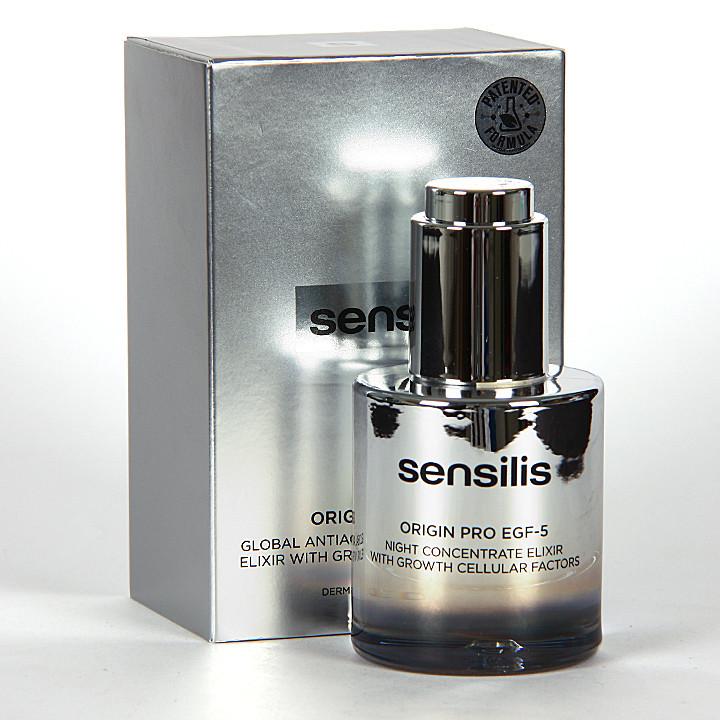 Sensilis Origin Pro EGF-5 Elixir Concentrado de Noche 30 ml