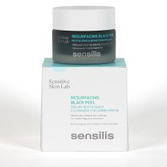 Sensilis Resurfacing Black Peeling revitalizante 50 ml