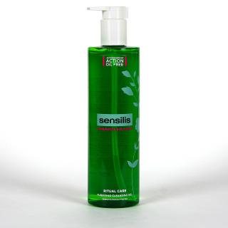 Sensilis Ritual Care Gel Limpiador 400 ml