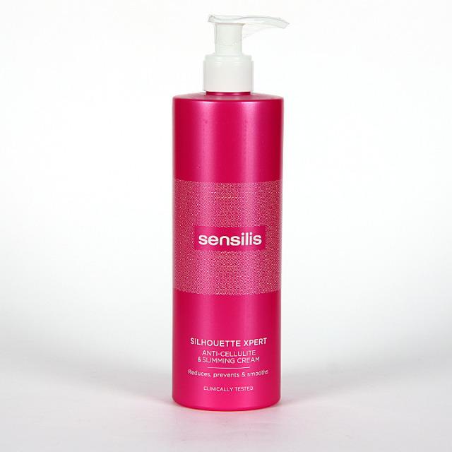 Sensilis Silhouette Xpert Crema Anticelulitica Reductora 400 ml