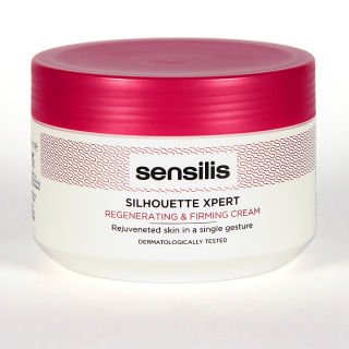 Sensilis Silhouette Xpert Crema Reafirmante y Regeneradora 400 ml