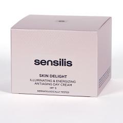 Sensilis Skin Delight Crema de día iluminadora SPF 15 50 ml
