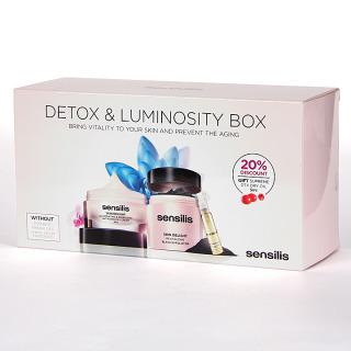 Sensilis Skin Delight Pack iluminador y detoxificante