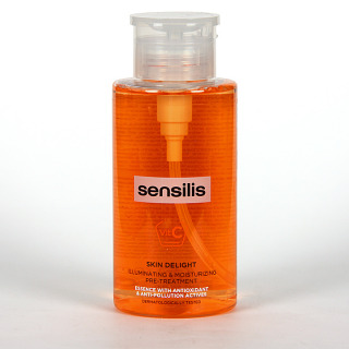 Sensilis Skin Delight Tónico Pre-tratamiento Iluminador Hidratante 300 ml