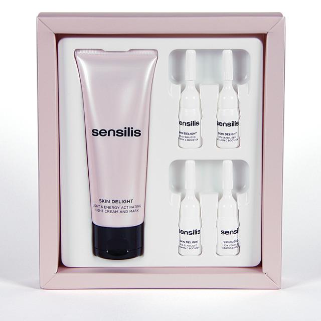 Sensilis Skin Delight Tratamiento intensivo de noche