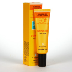 Sensilis Sun Secret Fluido Sin Color SPF50+ 40 ml