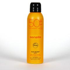 Sensilis Sun Secret Spray Dry Touch SPF50+ 200 ml