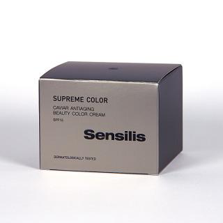 Sensilis Supreme Color crema 50 ml