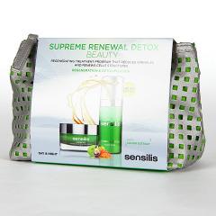 Sensilis Supreme Renewal Detox Dia y Noche Neceser Pack
