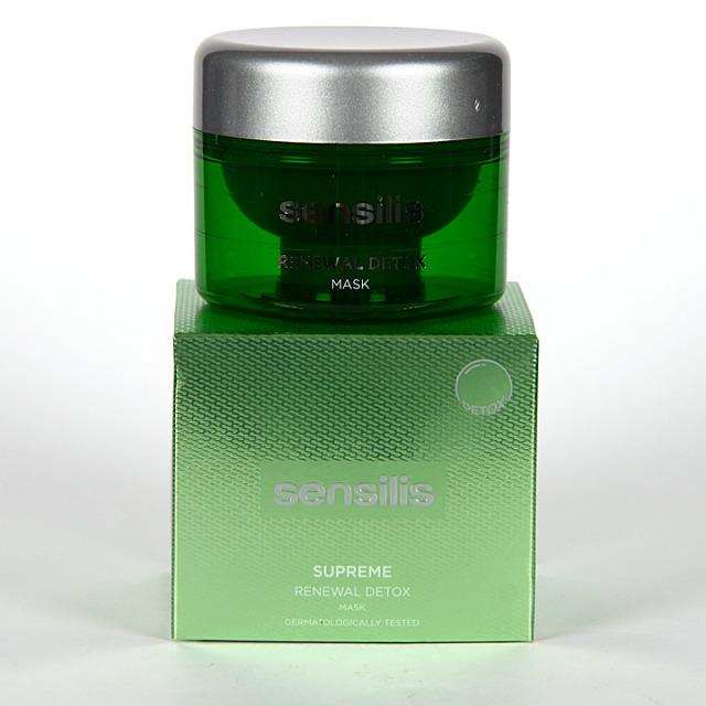 Sensilis Supreme Renewal Detox Mascarilla 75 ml