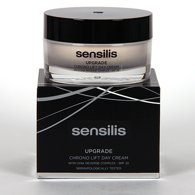 Sensilis Upgrade Crema de día SPF15 50ml