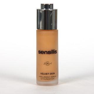 Sensilis Velvet Skin 2 IN 1 Serum con Color 03 Miel