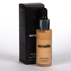 Sensilis Velvet Skin Serum Antiedad con Color 01 Crème 30 ml