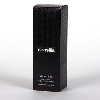 Sensilis Velvet Skin Serum Antiedad con Color 02 Amande 30 ml