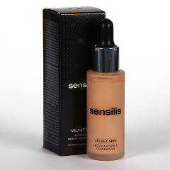 Sensilis Velvet Skin Serum Antiedad con Color 04 Noisette 30 ml