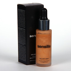Sensilis Velvet Skin Serum Antiedad con Color 05 Cafe 30 ml