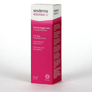Sesderma Acglicolic 20 Crema Gel Hidratante 50 ml