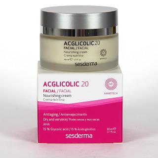 Sesderma Acglicolic 20 Crema Nutritiva 50 ml