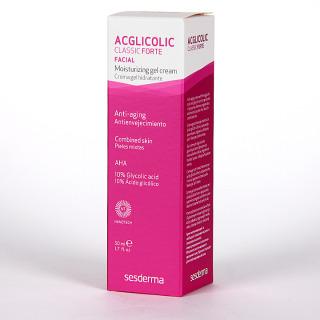 Sesderma Acglicolic Classic  Forte Crema Gel Hidratante Forte 50 ml