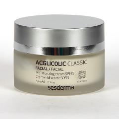 Sesderma Acglicolic Classic Crema Hidratante SPF 15 50 ml