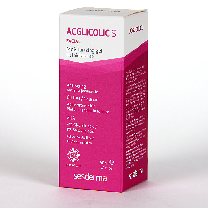 Sesderma Acglicolic S Gel Hidratante 50 ml