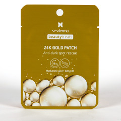 Sesderma Beauty Treats 24k Gold Parches Ojos