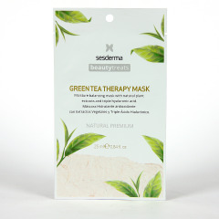 Sesderma Beauty Treats Green Tea Therapy Mascarilla