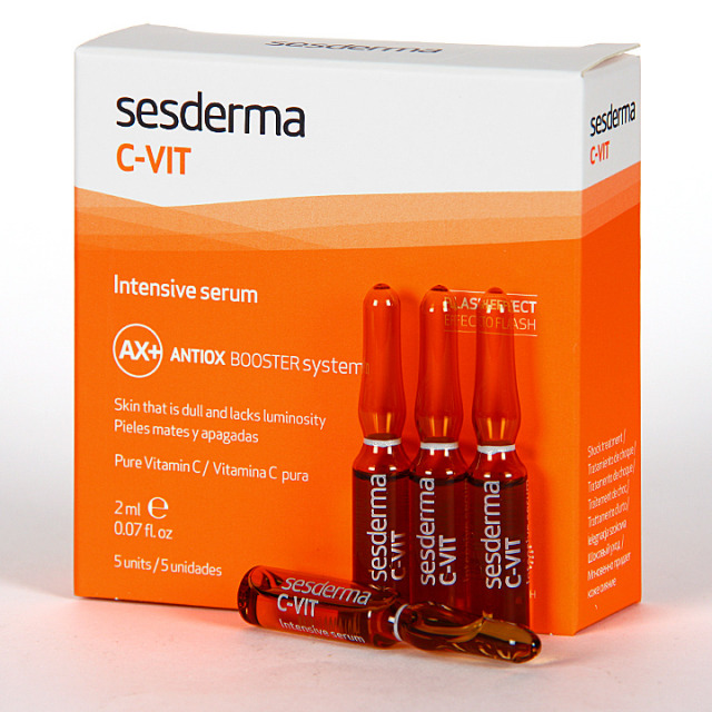 Sesderma C-VIT Intensive Serum Ampollas 5x2ml