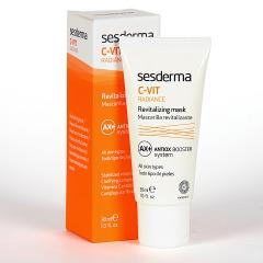 Sesderma C-VIT Radiance Mascarilla Facial Revitalizante 30 ml