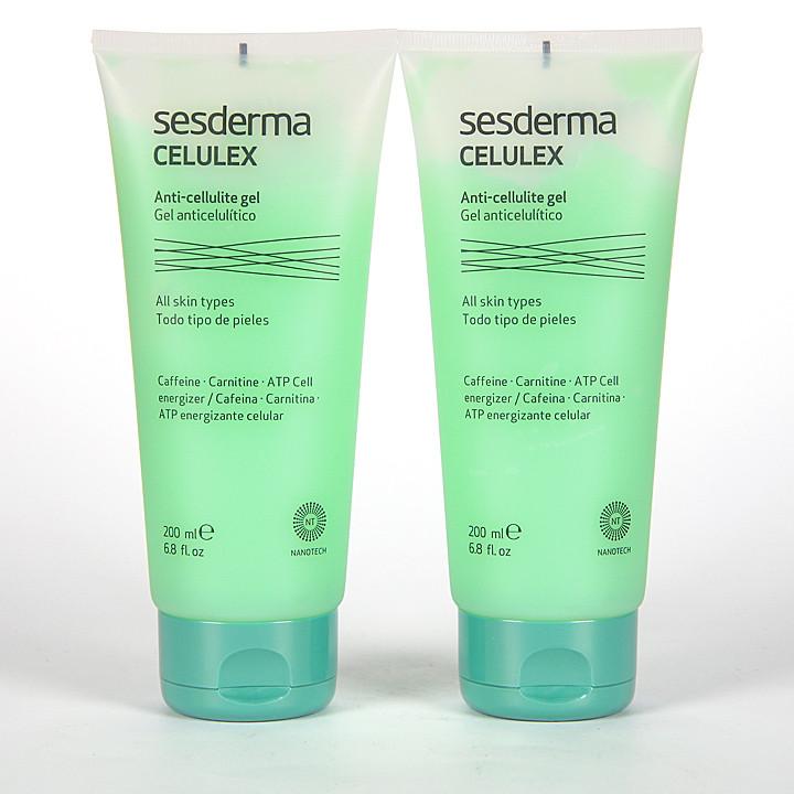 Sesderma Celulex Gel Anticelulitico 200 ml Pack 2x1