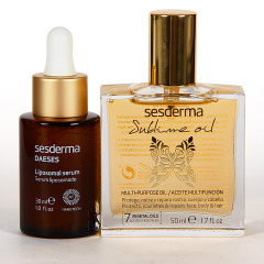 Sesderma Daeses Serum + Aceite Sublime Pack Regalo
