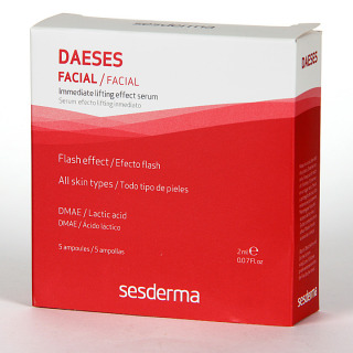 Sesderma Daeses Serum Lifting Inmediato Ampollas 5x2ml